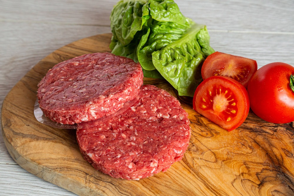 """Featured image for """"Steak Burger"""""""