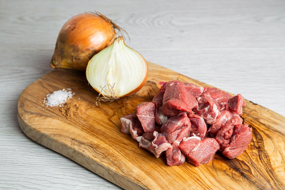 """Featured image for """"Diced Lamb (Leg)"""""""