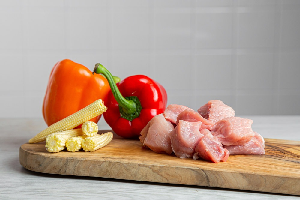 """Featured image for """"Diced Pork (Leg)"""""""