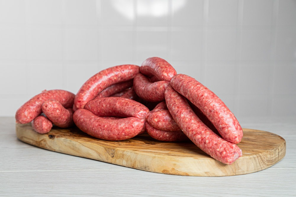 """Featured image for """"Beef Sausages"""""""