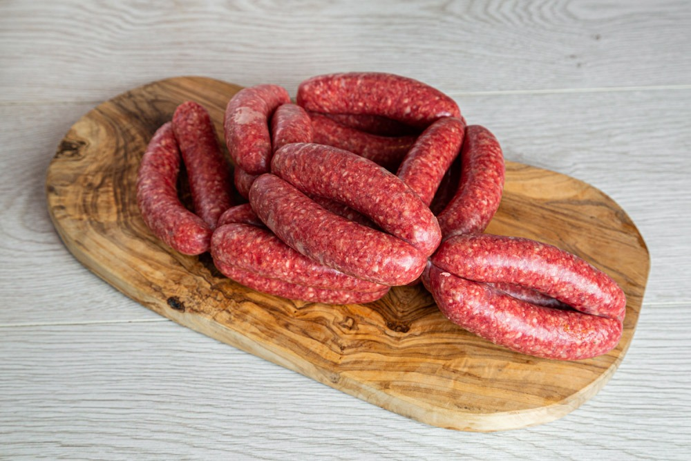 """Featured image for """"Steak Sausages"""""""