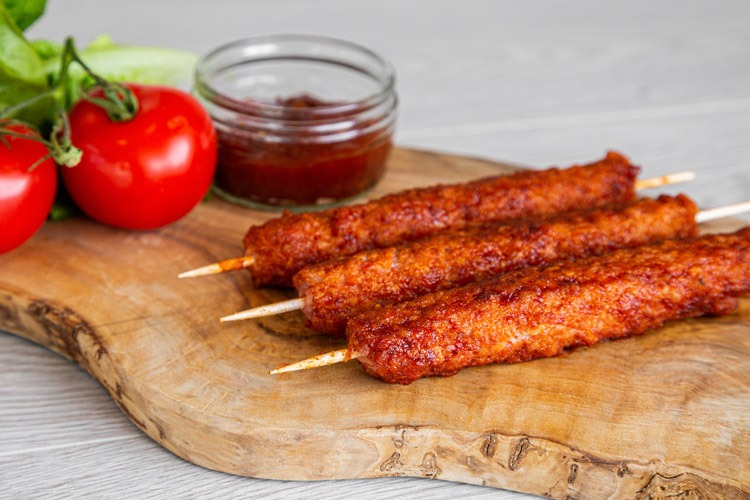 """Featured image for """"Smoky BBQ Pork Grill Stick"""""""